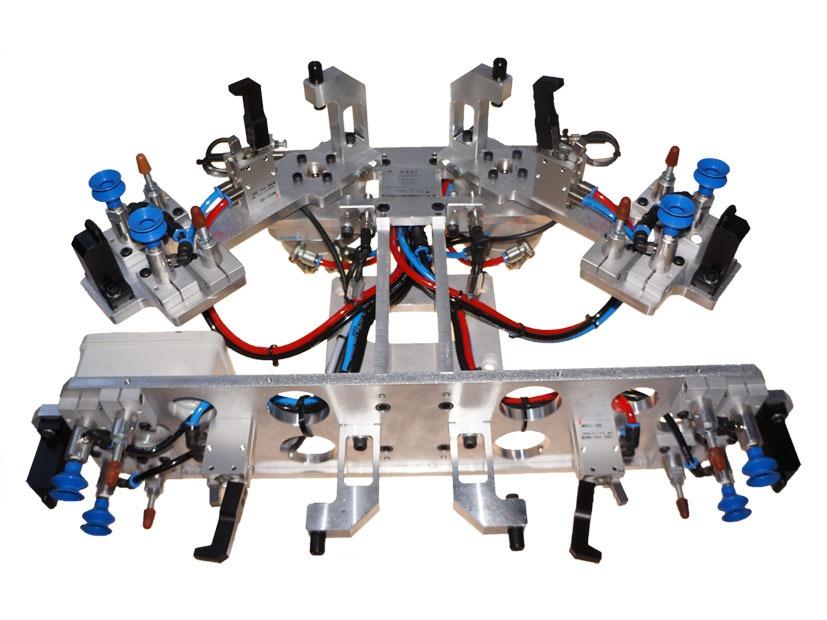 Garbe automatisme - préhenseur