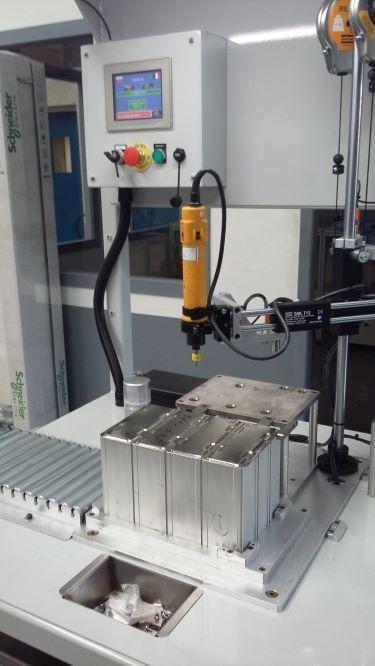 Robot - Garbe automatisme