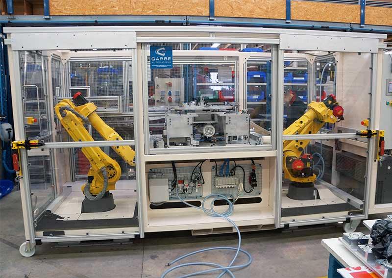 Garbe - Partenaire technologique et industriel