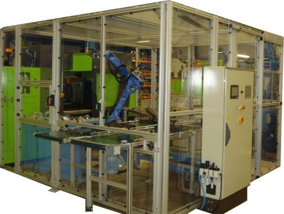 machine spéciale - Garbe automatisme