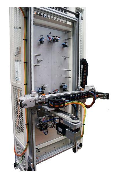 robotique - Garbe automatisme